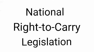 Download Video National Right-to-Carry Legislation...For Some? MP3 3GP MP4