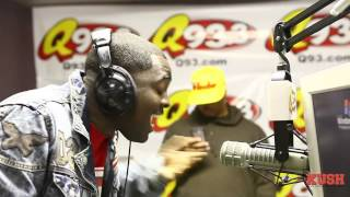 Hot Boy Turk ft. Kidd Kidd Lil Wayne Skys the limit track FreeStyle Exclusive Q93 New Orleans