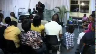 Pastor Solly Mahlangu