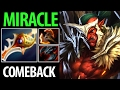 Miracle- Dota2 [Troll] Divine Rapier- Time to Comeback