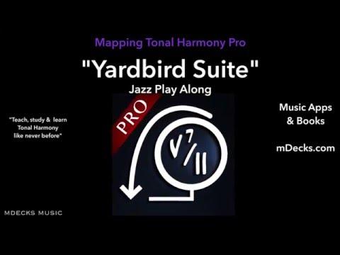 Yardbird Suite play-along #5 Music Education Video