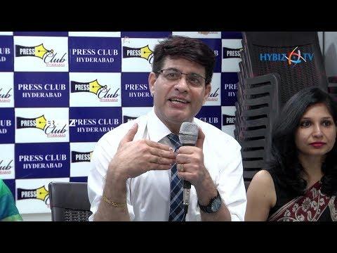 Dr. Parameshwar Arora ||  Sir Ganga Ram Hospital Press Meet at Hyderabad