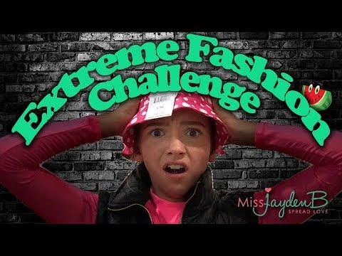 Extreme Fashion Challenge at Rite Aid!
