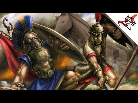 Zeus and Poseidon HD - Achilles The Warrior   The Trojan War ADVENTURE [OLYMPIAN Difficulty]
