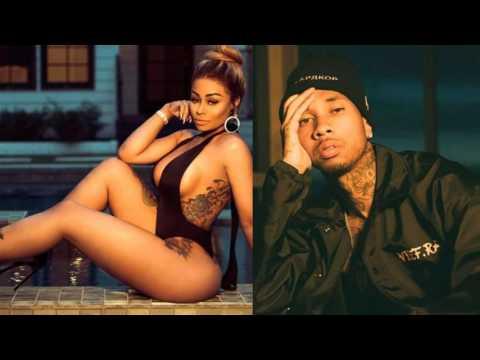 Se rumora que Blac Chyna volvió con Tyga y Kylie Jenner está furiosa ✔