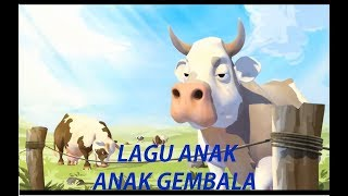 Animasi Lagu Anak - Anak Gembala