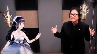 映画『アラジン』 「ホール・ニュー・ワールド」を歌ってみた / 富士葵&布施明 編