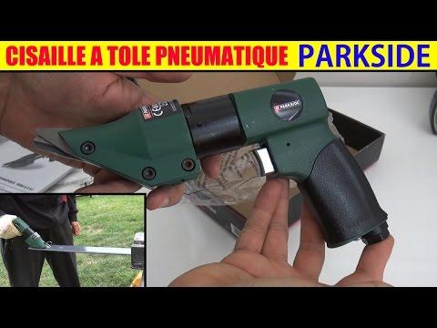 Ponceuse excentrique parkside lidl air comprim pneumat for Pfds 33 a1
