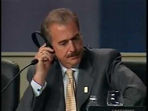 Cumbre de las Americas -19 de abril del 2001