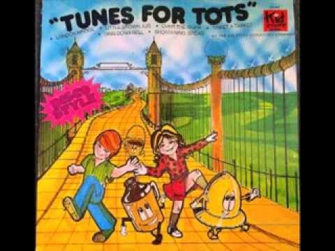 Kid Stuff Repertory Company - London Bridge (Kiddie Disco Records Promo)