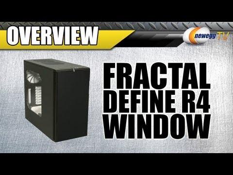 Newegg TV: Fractal Design Define R4 Silent Mid Tower Case Overview
