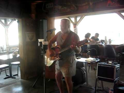 Jay Crawford - I Will Always Love You (Woody´s Waterside, St James City, Florida)