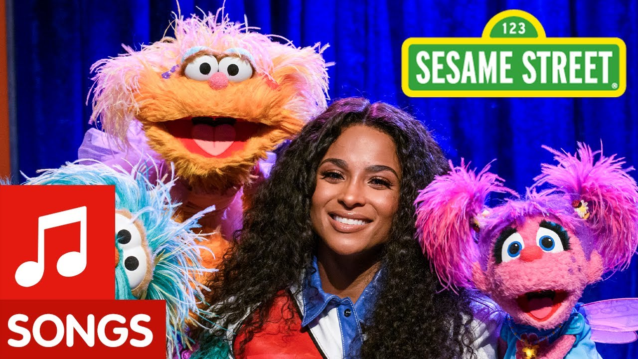 Believe In Yourself feat. Ciara | The Not-Too-Late Show with Elmo