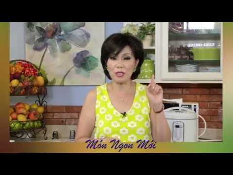 Uyen Thy's Cooking - Gỏi Mực Nướng với Xoài Sống
