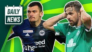 Strasbourg-Stürmer als Ersatz für Haller, Jovic oder Rebic?