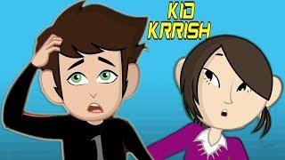 Kid Krrish Movie Cartoon | Cartoon Movies For Kids | Videos For Kids | Best Scenes #02