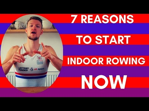 7 REASONS TO START INDOOR ROWING TODAY | DISCUSSION TIME 6 | VLOG 45