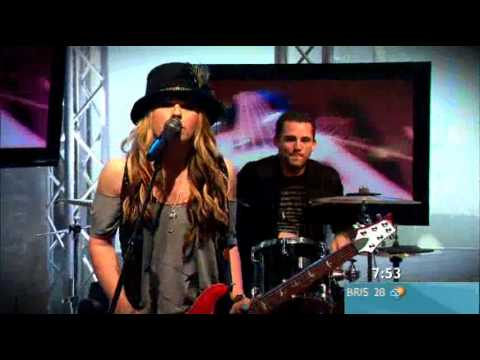 Orianthi - According To You LIVE