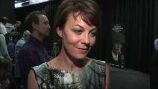Helen McCrory - Interview (Peaky Blinders) #2