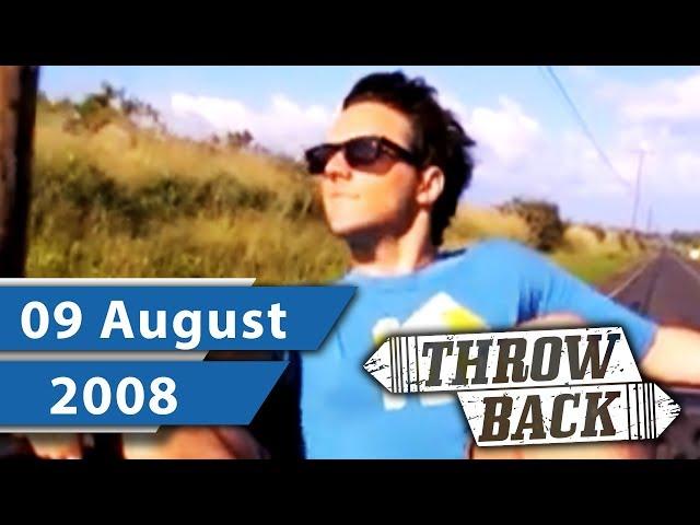 MUSIK CHARTS AUGUST 2008 – Jason Mraz, Madonna und Flo Rida I Throwback Thursday