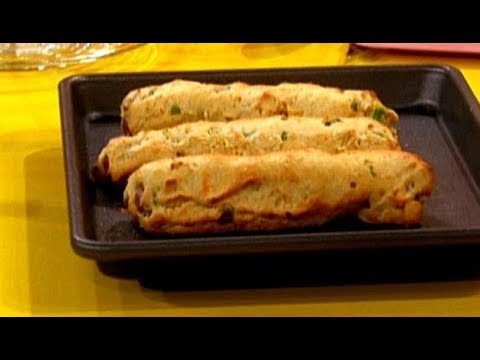 How To Make Rachael's Healthy Boardwalk Corndogs | Food Network