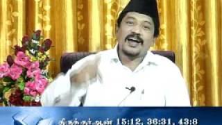 MaaNabi (Sal) avargal thantha Unmai Islam Ep:98 Part-1 (05/06/2011)