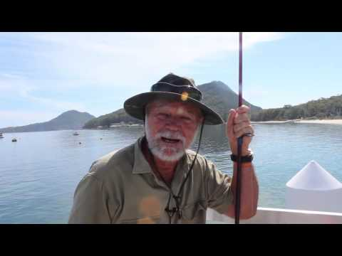 Fishing In Port Stephens