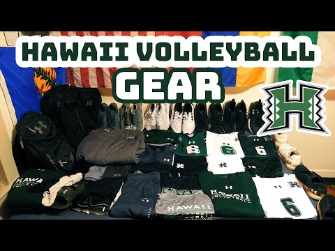 Hawaii Men's Volleyball GEAR Day