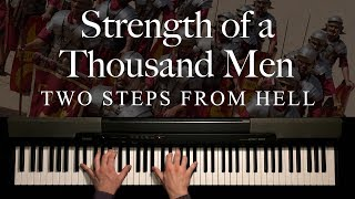 Strength of a Thousand Men (Piano)