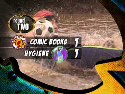 MXC 327 Personal Hygene vs Comic Book Industry