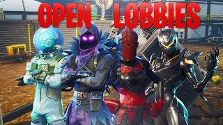Thanksgiving Fortnite Stream! | Open Lobbies! | HUGE Giveaway At 5k!