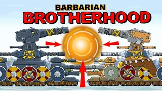 Brotherhood of the Iron Barbarians - Cartoons about tanks