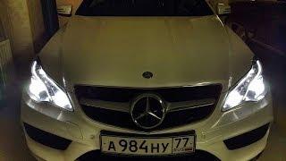 Mercedes E400 Coupe - тест-драйв + 0-250 км/ч + мощностной стенд!)(Дорогие друзья! Рад представить на Ваш суд первый видеобзор, который на протяжении не малого времени готови..., 2014-04-23T08:22:42.000Z)