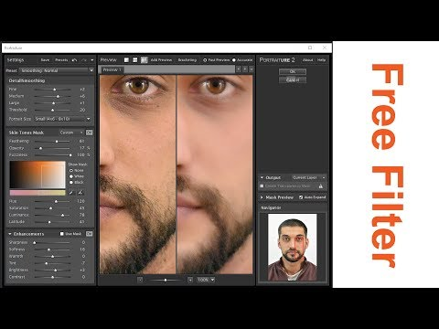 How To Install  Imagenomic Portraiture In Photoshop Cc 2017 - Adobe Photoshop Tutorials