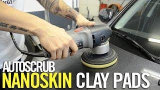 Nanoskin Clay Pads