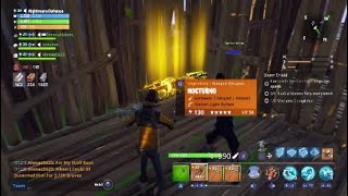 Fortnite Save The World Rich Scammer gets Scammed #9