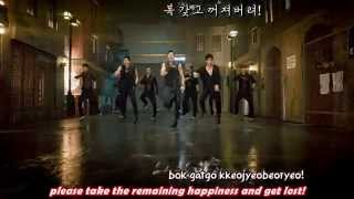 JYJ - Get Out MV [eng + rom + hangul + karaoke sub]