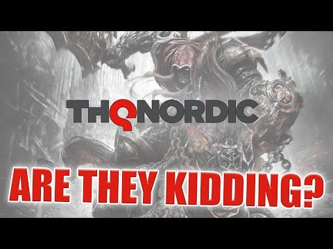 THQNordic Is Hosting An AMA...On 8Chan...Wait, WHAT!