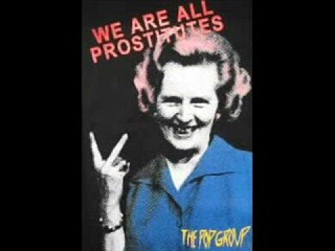 We are all prostitutes - The pop group