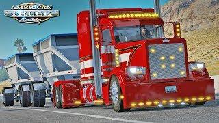 American Truck Simulator - Halfway to Jackpot