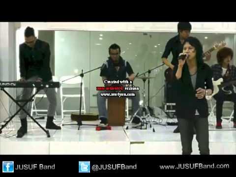 Kaulah Segalanya Cover By JUSUF BAND live @ DTC DEPOK