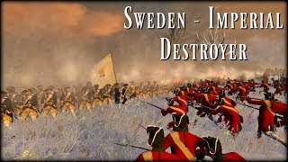 Imperial Destroyer - Sweden part 10