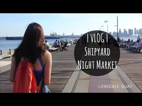 | VLOG | shipyard night market
