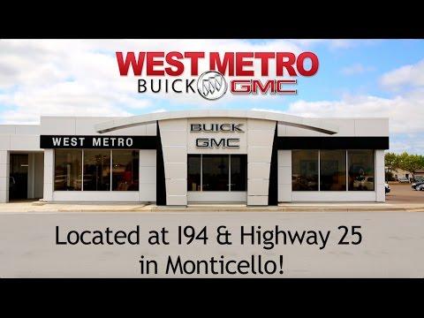 West Metro Buick GMC Dealer Monticello St Cloud Minneapolis - Buick dealerships in minnesota