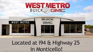 West Metro Buick GMC Dealer | Monticello | St Cloud | Minneapolis | Twin Cities | MN | 55362