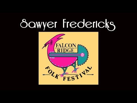 Sawyer Fredericks Falcon Ridge Folk Festival August 5, 2017