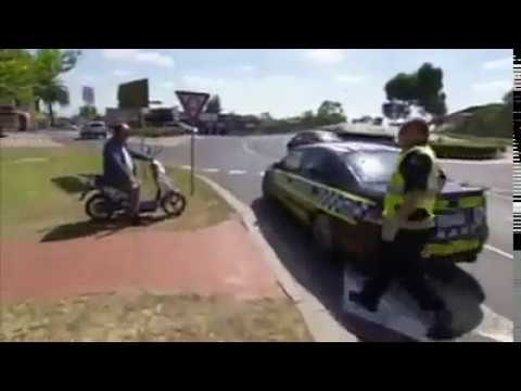 AUSTRALIAN POLICE AND BOSNIAN GUY (NOT PRANK)