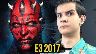 ЗВЕЗДНЫЕ ВОЙНЫ, BATTLEFIELD 1, NFS, FIFA 18 - Конференция EA (E3 2017)