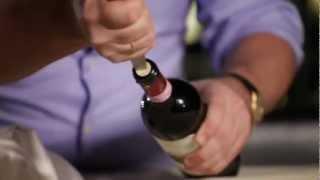 Вино | Как открыть вино без штопора? | Simple