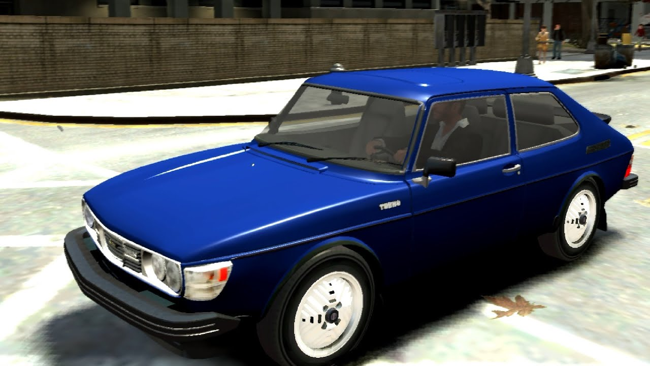 saab 99 turbo gta iv youtube. Black Bedroom Furniture Sets. Home Design Ideas